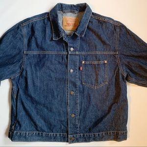 Levi's RARE Vintage 90's oversized jean jacket